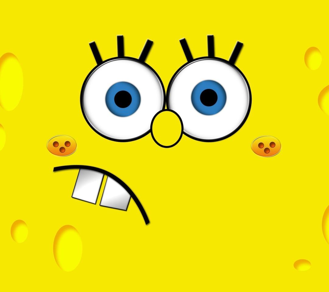 Yellow Spongebob para Motorola RAZR XT910