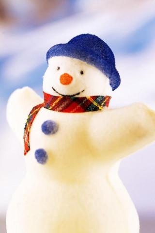 Happy Snowman para Huawei G7300