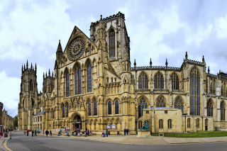 Minster, York Background for Android, iPhone and iPad