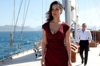 Berenice Marlohe in Skyfall Film Picture for Android, iPhone and iPad