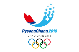 PyeongChang 2018 Olympics Background for Android, iPhone and iPad