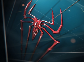 Free Spider Logo Picture for Android, iPhone and iPad
