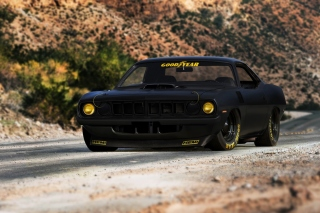 Plymouth Cuda Wallpaper for Android, iPhone and iPad