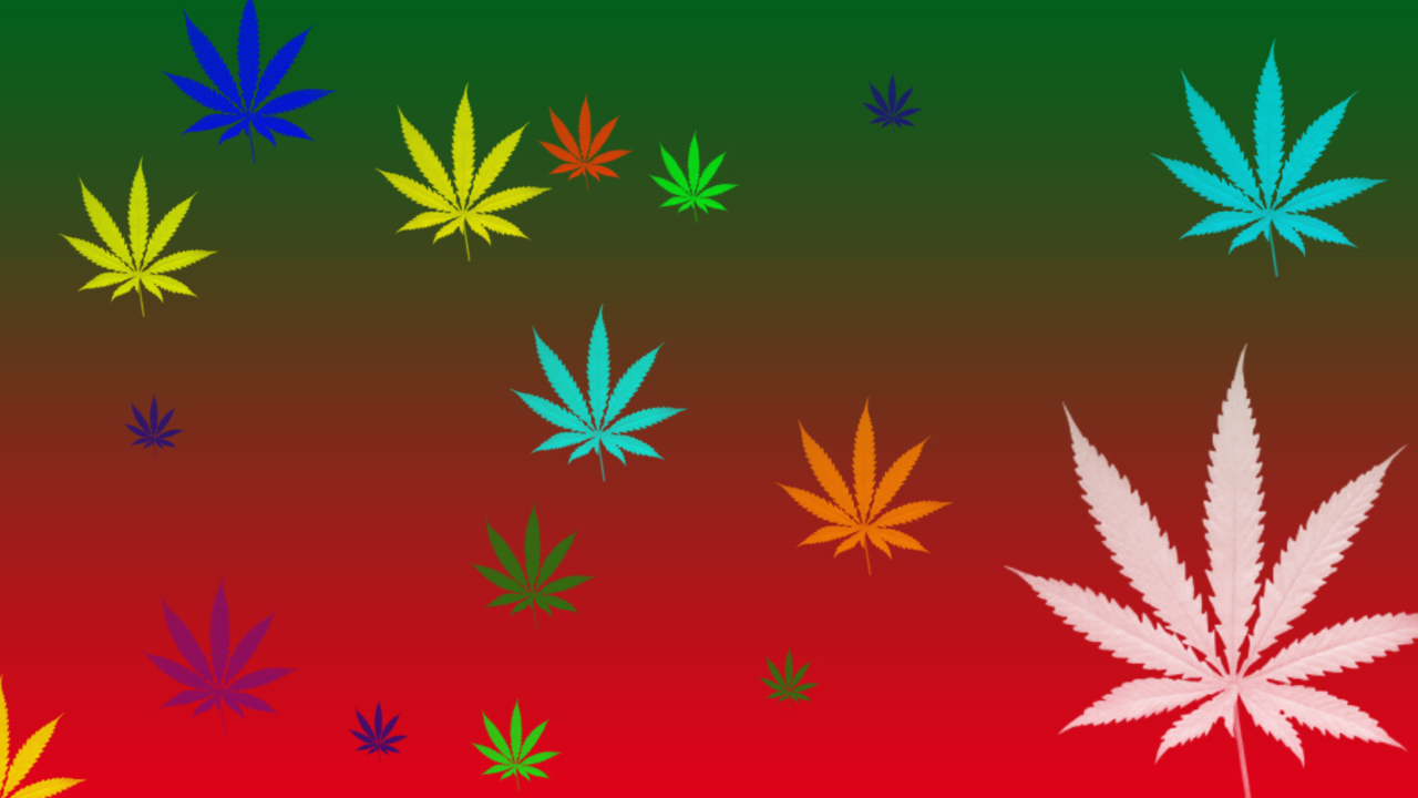 Weed Colours