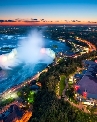 Niagara Falls Ontario Picture for iPhone 6 Plus
