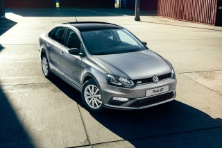 Volkswagen Polo Background for Android, iPhone and iPad