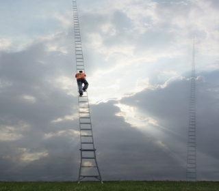 Free Ladder To Heaven Picture for iPad 3