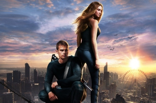 Divergent Wallpaper for 220x176