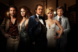 American Hustle sfondi gratuiti per cellulari Android, iPhone, iPad e desktop