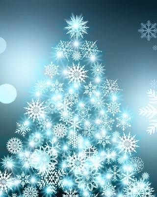 Joyous Christmas Background for Nokia Lumia 800
