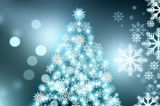 Joyous Christmas Background for Android, iPhone and iPad