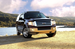 Ford Expedition EL sfondi gratuiti per cellulari Android, iPhone, iPad e desktop