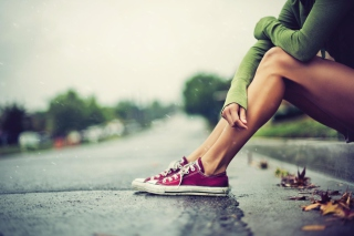 Free Pink Converse Picture for Android, iPhone and iPad