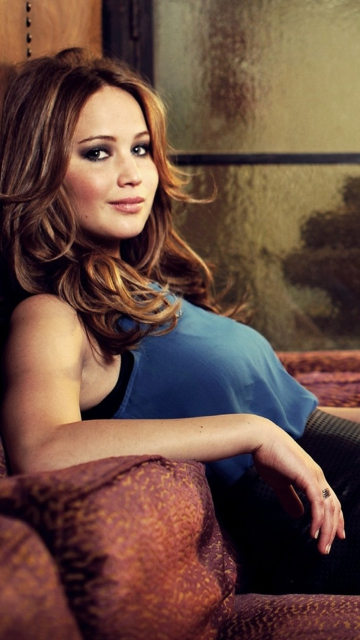 Screenshot №1 pro téma Jennifer Lawrence 360x640