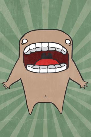 Fondos de Monstruos gratis para iPod touch - Wallpapers para Nokia sin