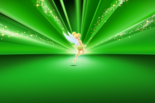 Tinker Bell Wallpaper for Android, iPhone and iPad