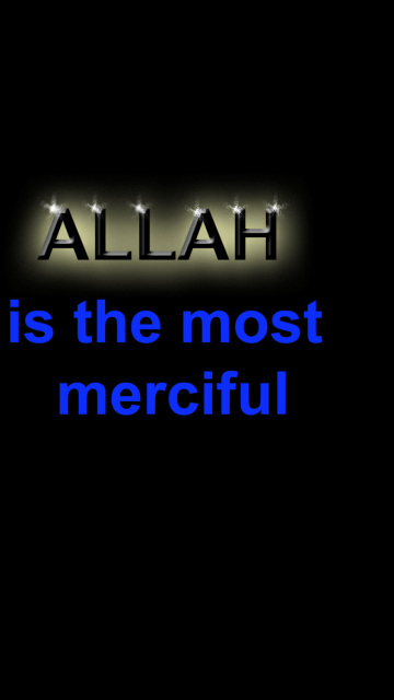 Allah Is The Most Merciful for Nokia N8