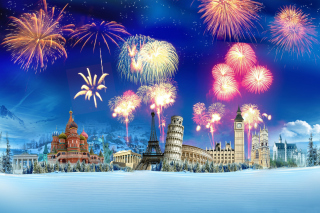 World Fireworks sfondi gratuiti per cellulari Android, iPhone, iPad e desktop