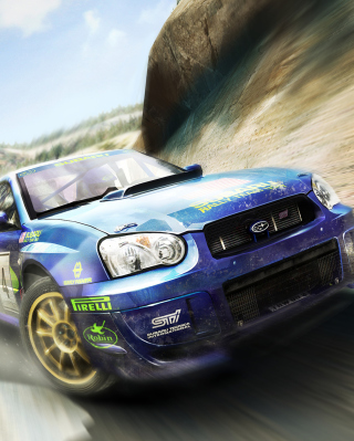 Colin Mcrae Rally Wallpaper for HTC Titan