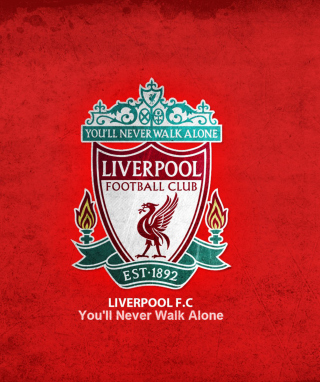 Обои Liverpool Football Club на телефон Nokia Asha 503