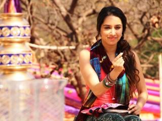 Shraddha Kapoor para Nokia Asha 201