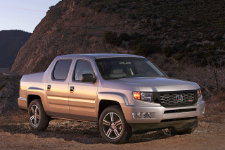Free Honda Ridgeline Picture for Android 480x800