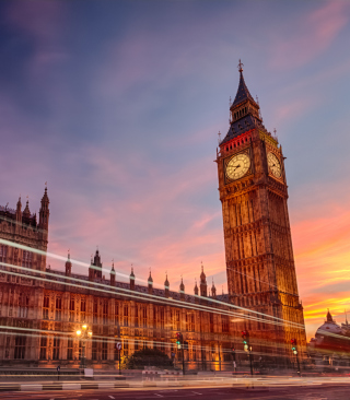 Free London England Big Ben Picture for 240x320