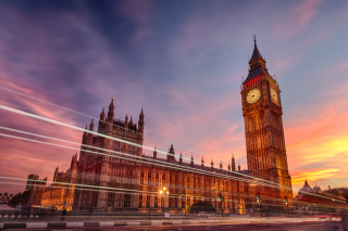 Free London England Big Ben Picture for Android, iPhone and iPad