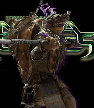 Tmnt 2014 Donatello sfondi gratuiti per iPhone 6 Plus