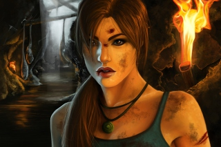 Tomb Raider 2012 Wallpaper for Android, iPhone and iPad