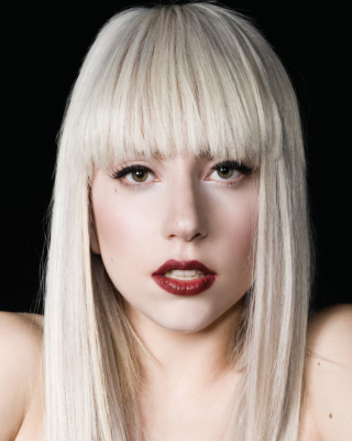 Lady Gaga Wallpaper for Nokia Asha 308