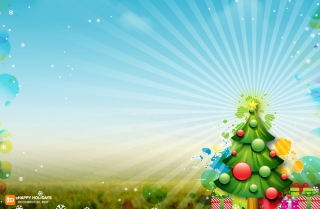 Beautiful Xmas Tree sfondi gratuiti per cellulari Android, iPhone, iPad e desktop