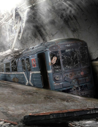 Free Metro Disaster Picture for Nokia C1-01