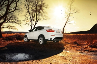 BMW X6 Picture for Android, iPhone and iPad