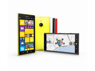 Обои Nokia Lumia 1520 20MP Smartphone 320x240