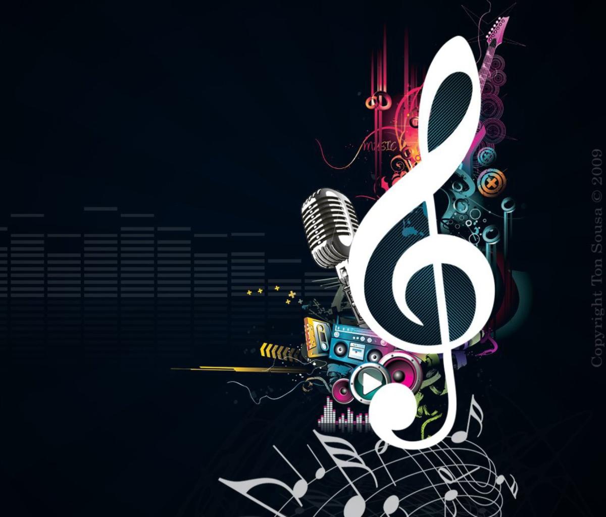 Just Music para Blackberry RIM PlayBook LTE