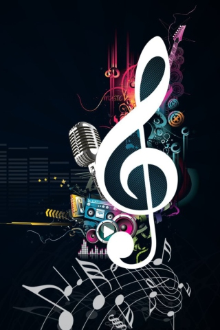 Just Music screenshot #1 320x480