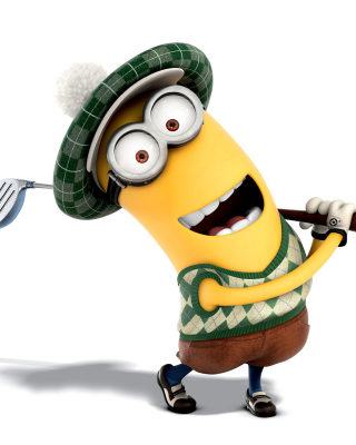 Minion Kevin Wallpaper for Nokia C5-06