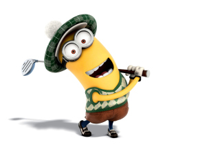 Minion Kevin Background for Desktop 1280x720 HDTV