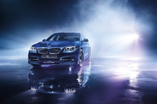 BMW 5 Series Tuning Background for Android, iPhone and iPad
