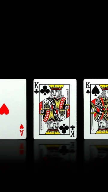 Screenshot №1 pro téma Poker Playing Cards 360x640