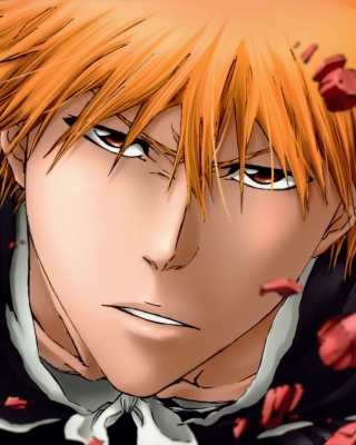 Bleach Background for Nokia Asha 306