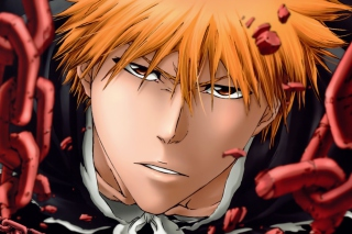 Bleach Wallpaper for 320x240