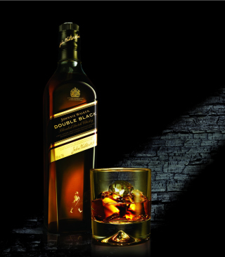 Kostenloses Whiskey Bottle Wallpaper für Nokia Asha 308