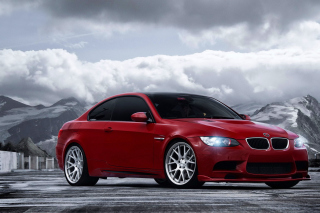 BMW 3 Series Sedan HD sfondi gratuiti per Samsung Galaxy S5