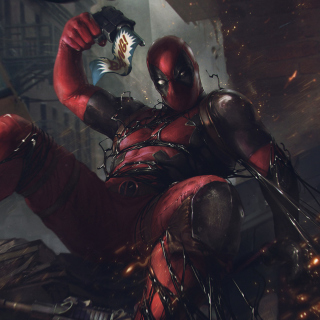 Deadpool Comics Picture for 208x208