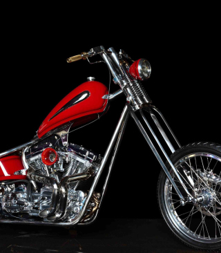 Jesse James West Coast Chopper sfondi gratuiti per iPhone 6 Plus