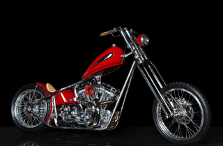 Jesse James West Coast Chopper - Obrázkek zdarma pro LG P500 Optimus One