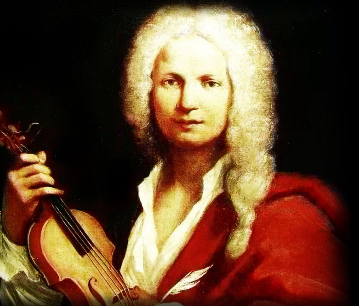 Das Antonio Vivaldi Wallpaper 1200x1024