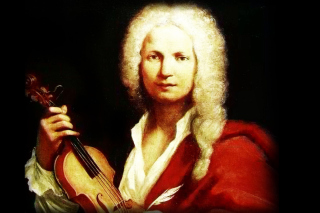 Antonio Vivaldi Background for Android, iPhone and iPad